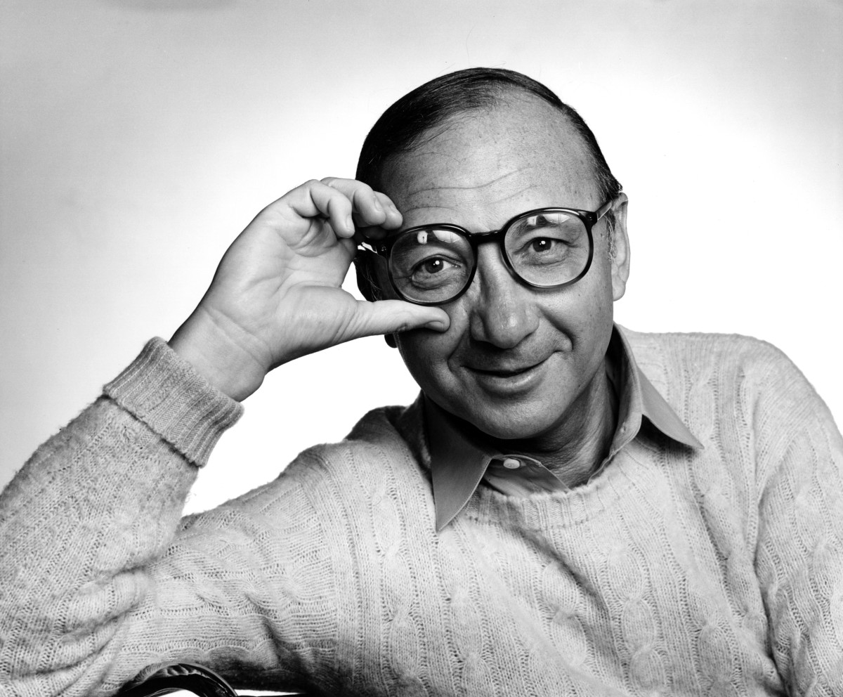 Neil Simon in 1982