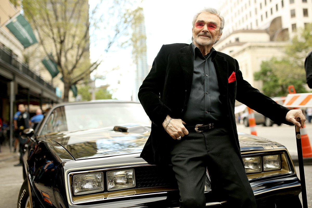 Burt Reynolds during the 2016 SXSW Music, Film + Interactive Festival at Paramount Theatre on March 12, 2016 in Austin, Texas