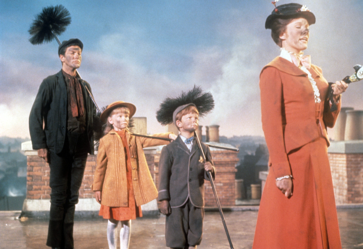 Mary Poppins Cast Where Are They Now Biography
