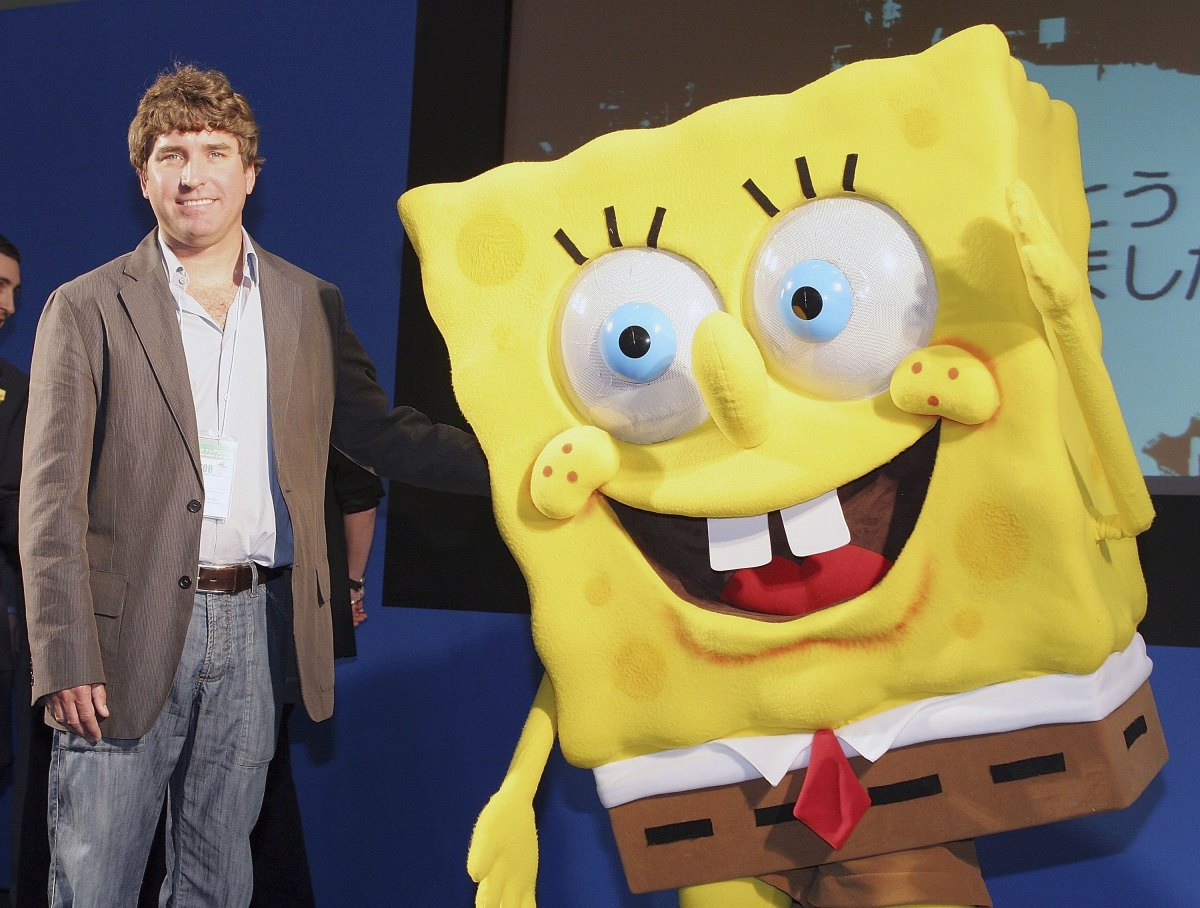 How Famous Comedians Inspired Stephen Hillenburg to Create