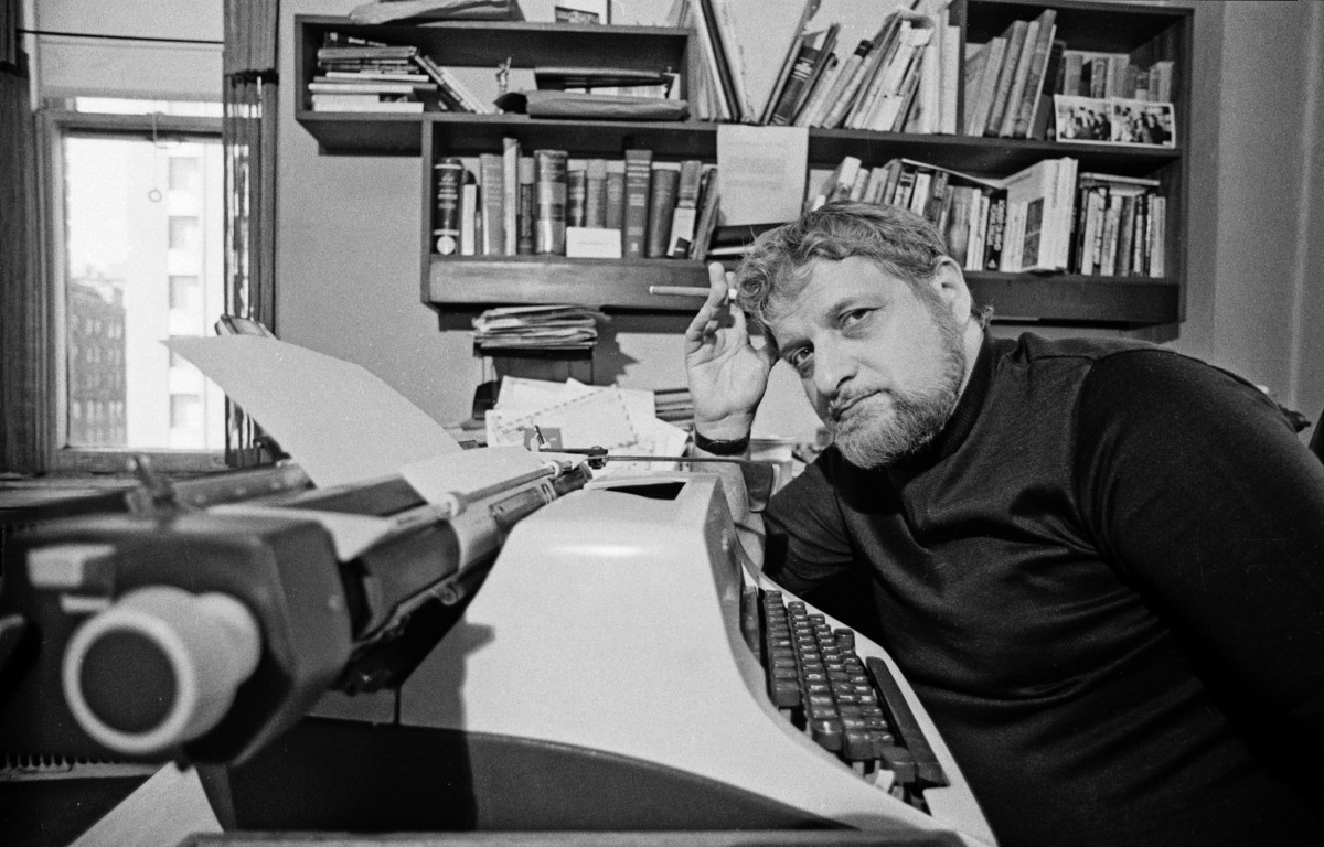 Paddy Chayefsky in 1976
