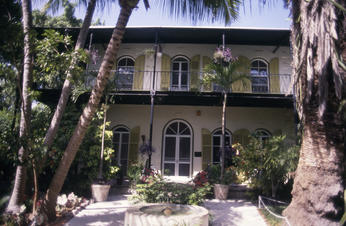 Ernest Hemingway's Key West home