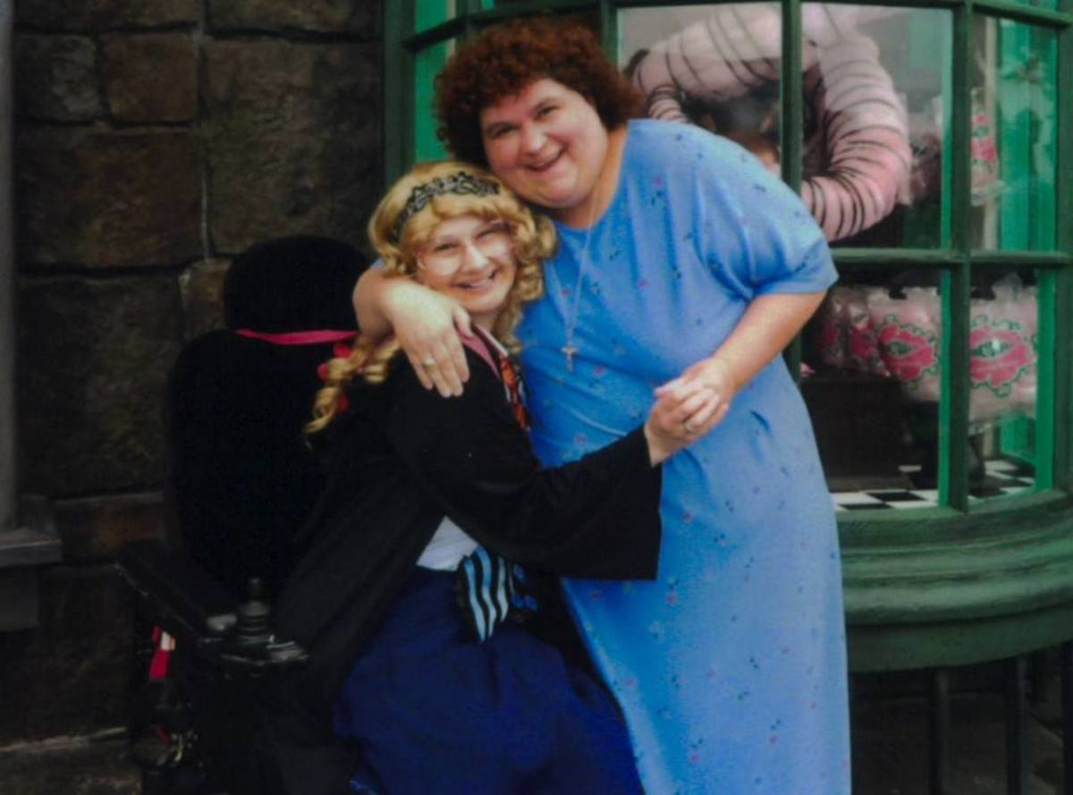 Gypsy Rose Blanchard and Dee Dee Blanchard
