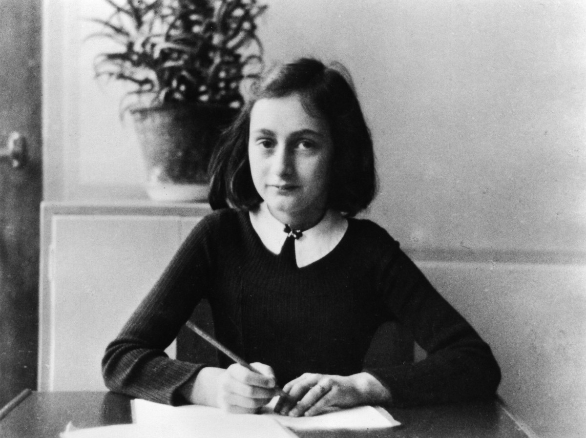 The Secret Pages of Anne Frank's Diary