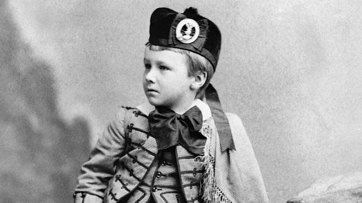 When They Were Young: Photos of United States Presidents as Children