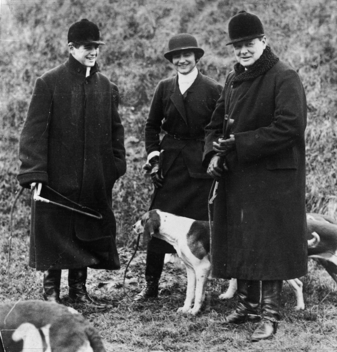Winston Churchill, Coco Chanel and the Duke of Westminster