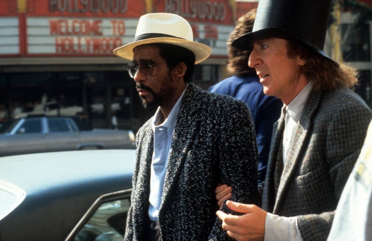 Richard Pryor and Gene Wilder in Another You