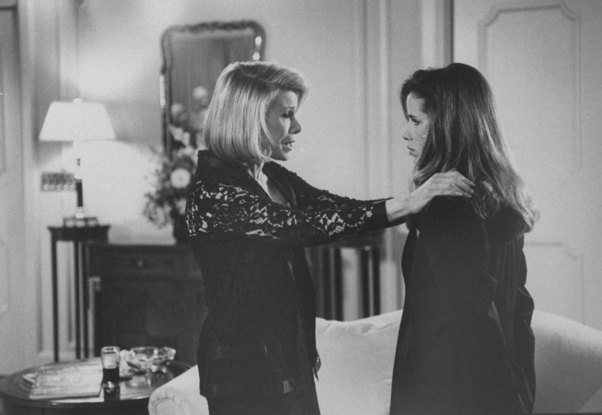 Joan Rivers and Melissa Rivers in Tears & Laughter