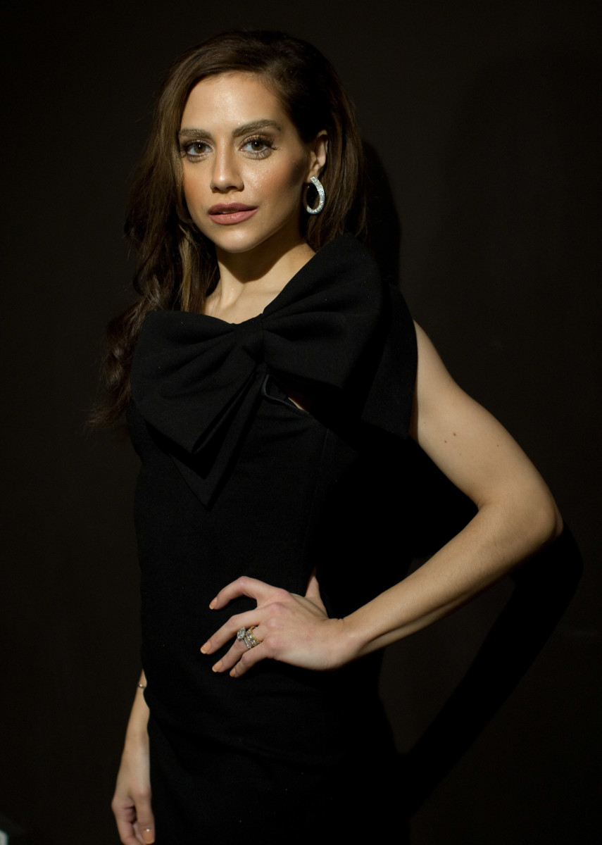 Brittany Murphy poses for portraits at Tt Collection Pop-Up Party on December 3, 2009, in Los Angeles, California, just two weeks before her death