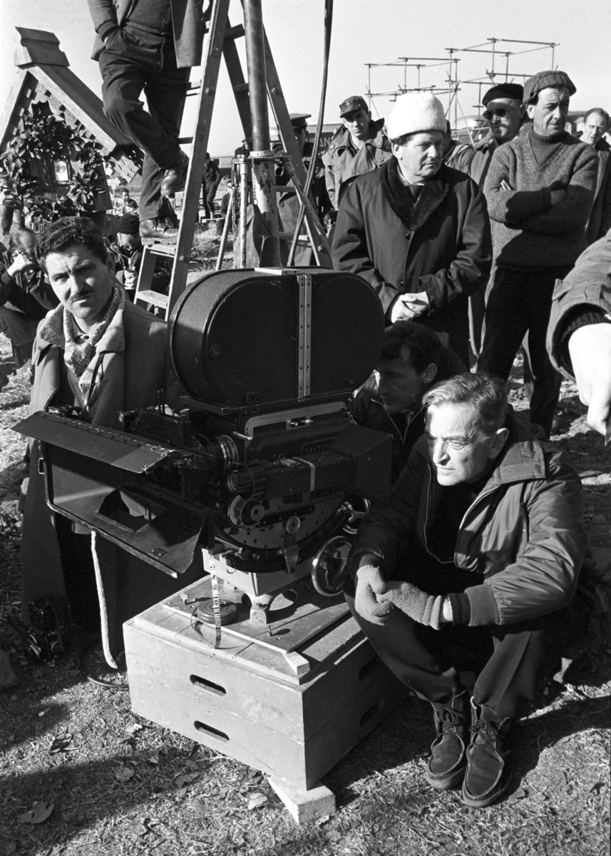 Director David Lean, Inside the Making of 'Doctor Zhivago'
