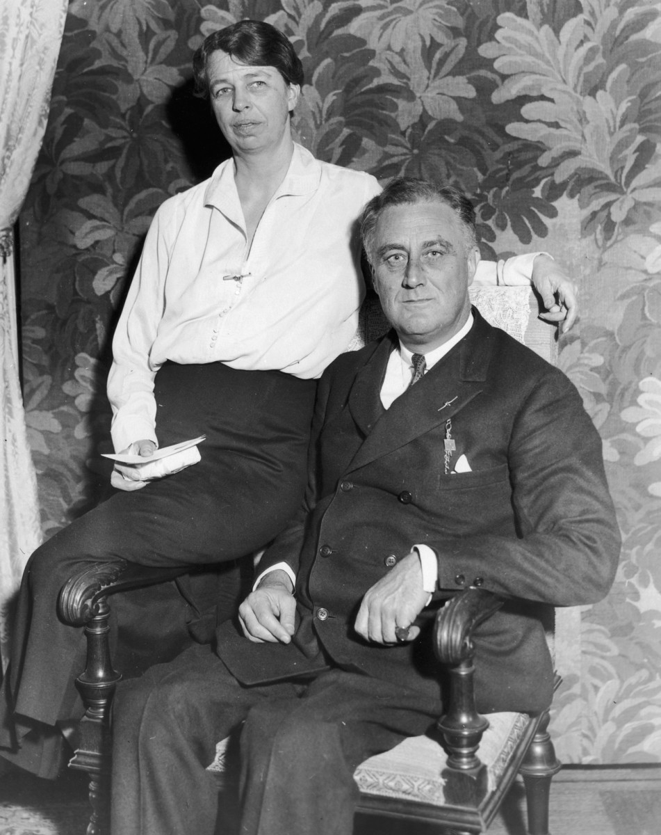 The Women Who Shaped FDR's Life: Eleanor Roosevelt