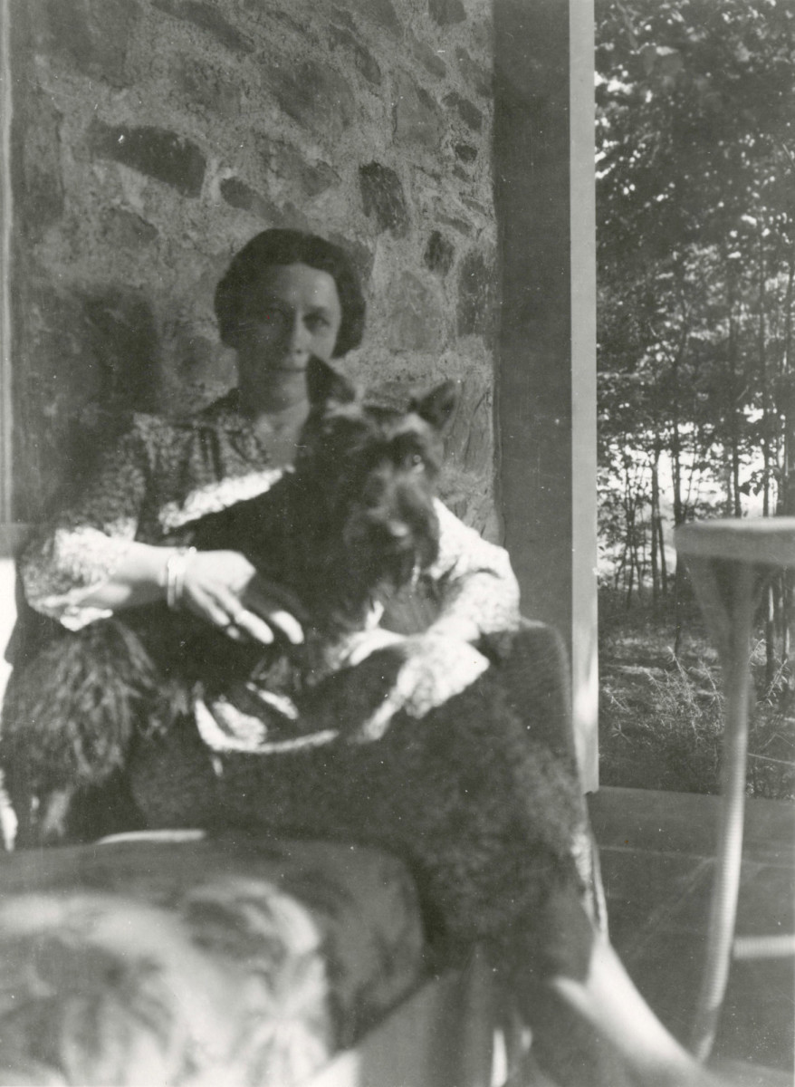 """The Women Who Shaped FDR's Life: Margaret """"Daisy"""" Suckley"""
