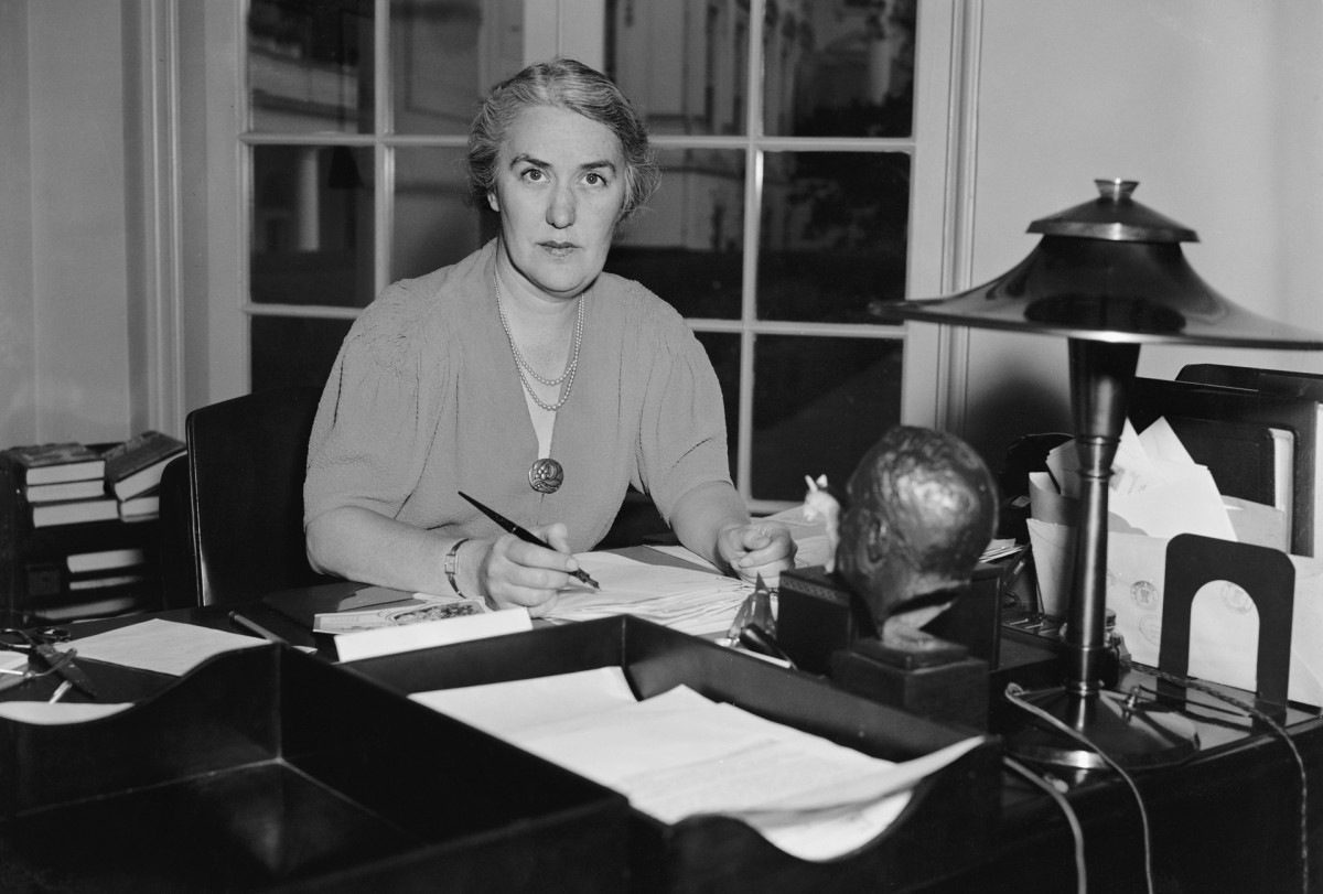 The Women Who Shaped FDR's Life: Marguerite LeHand