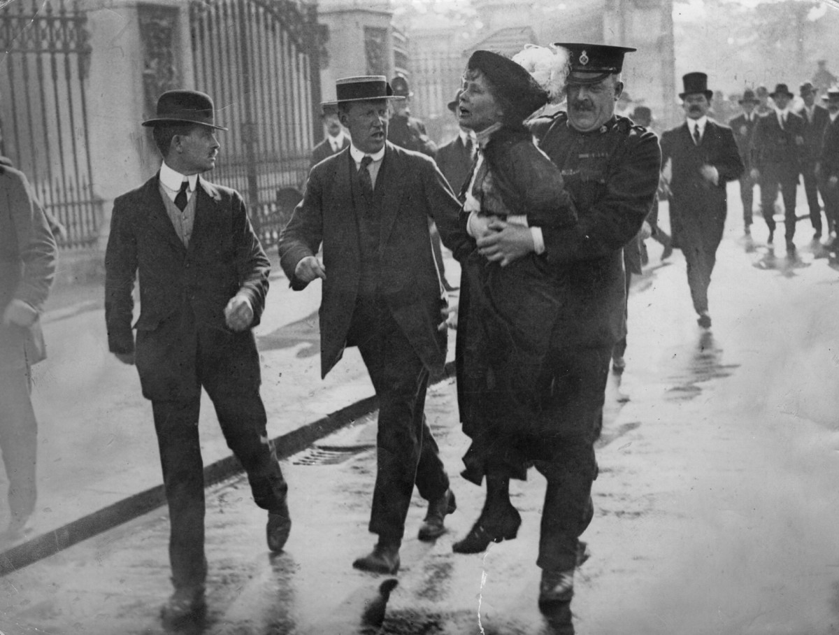 Women Who Fought for the Right to Vote: Emmeline Pankhurst