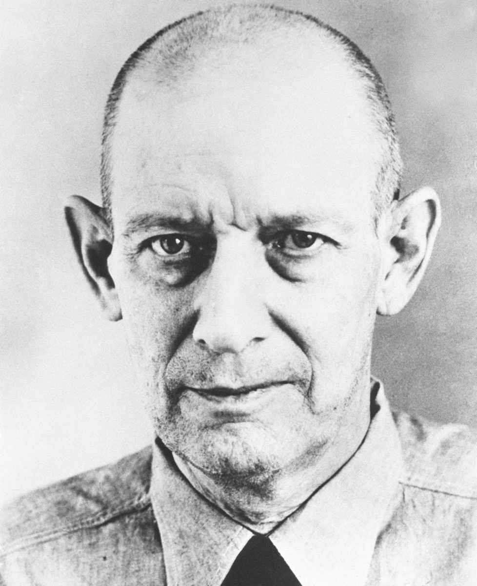 Robert Stroud, The Birdman of Alcatraz