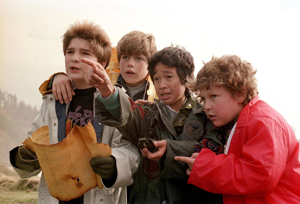'The Goonies' Cast: Where Are They Now?