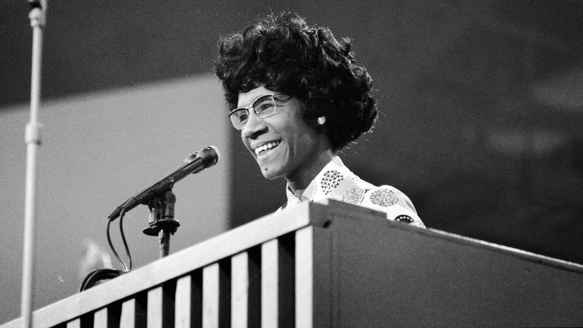 Shirley Chisholm's Historic Run for President