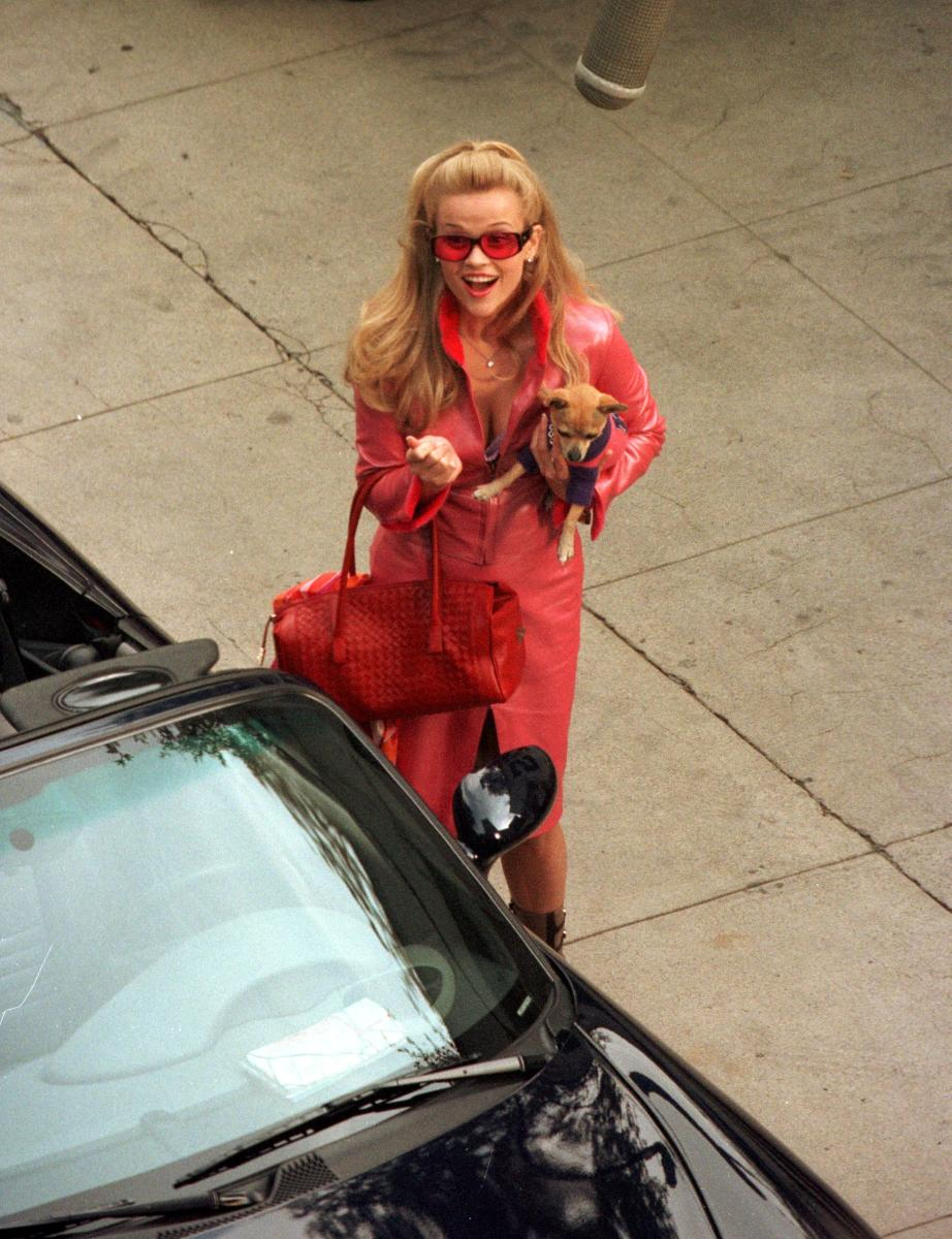 Reese Witherspoon Legally Blonde