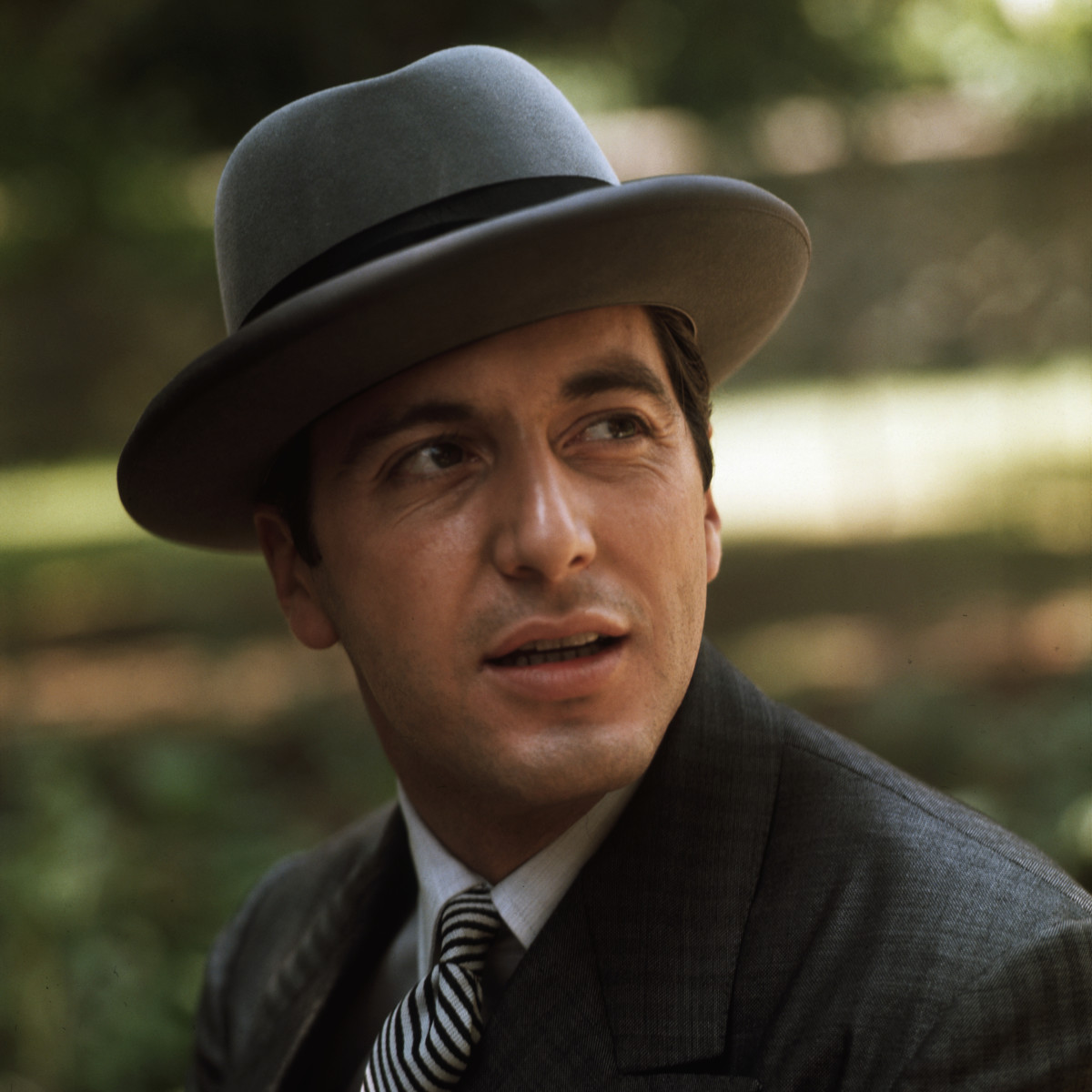 """Al Pacino as Michael Corleone in """"The Godfather"""""""