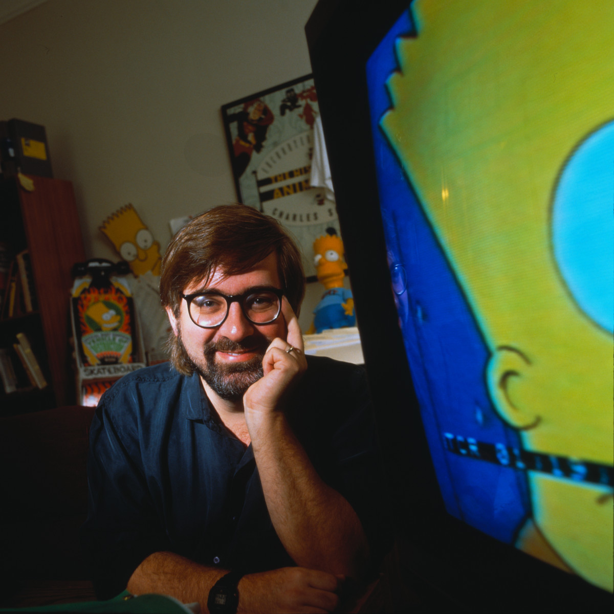 Matt Groening Simpsons