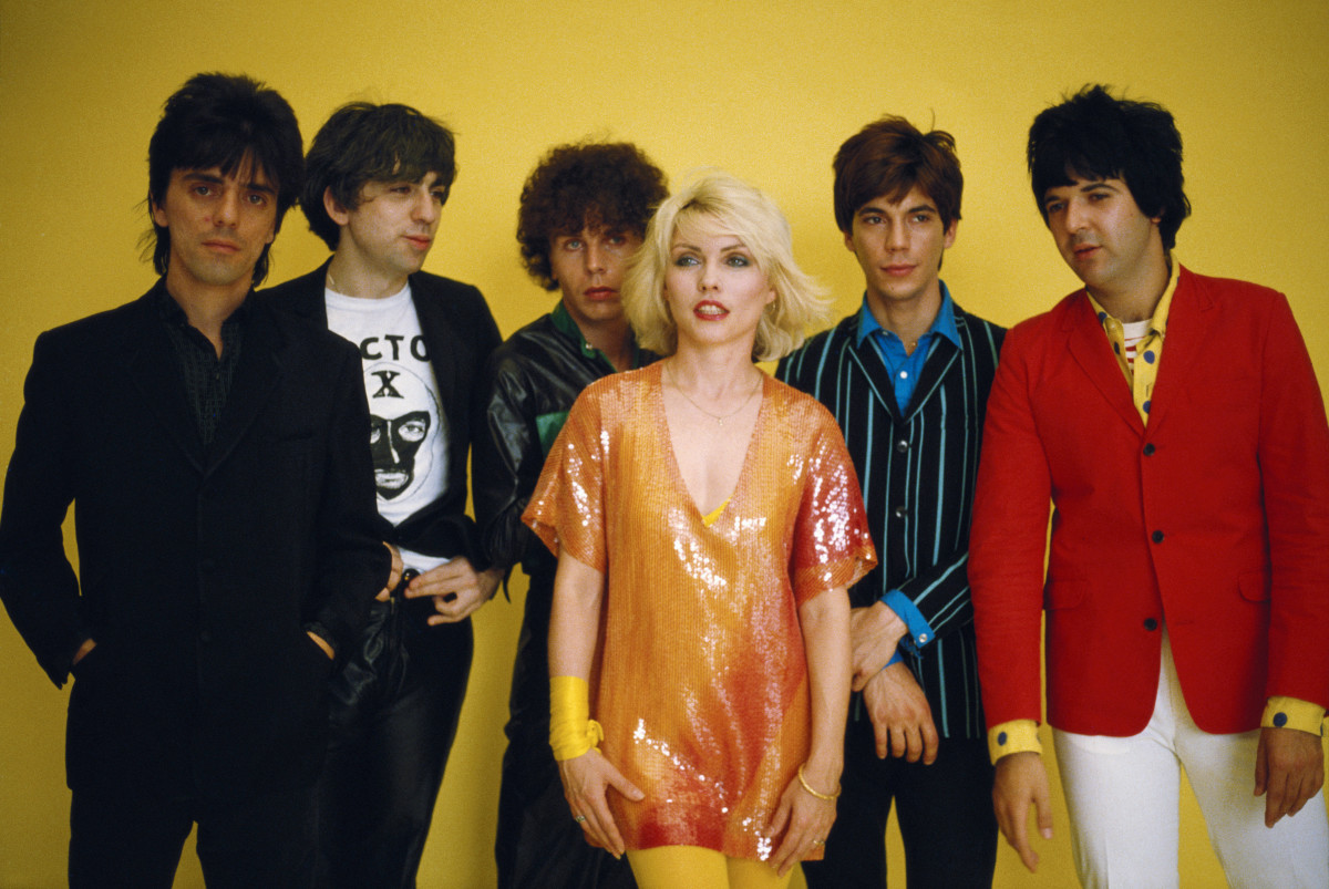 Blondie Debbie Harry