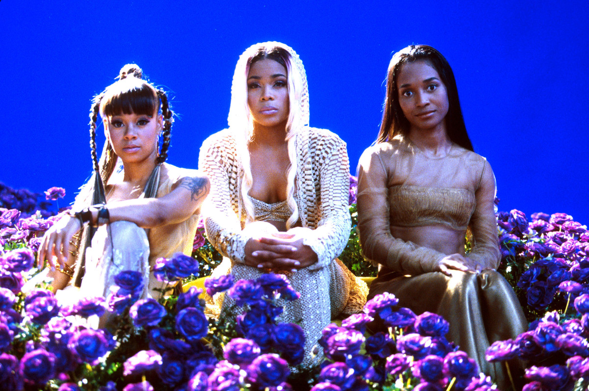 """Why TLC Never Replaced Lisa """"Left Eye"""" Lopes After Her Untimely Death"""