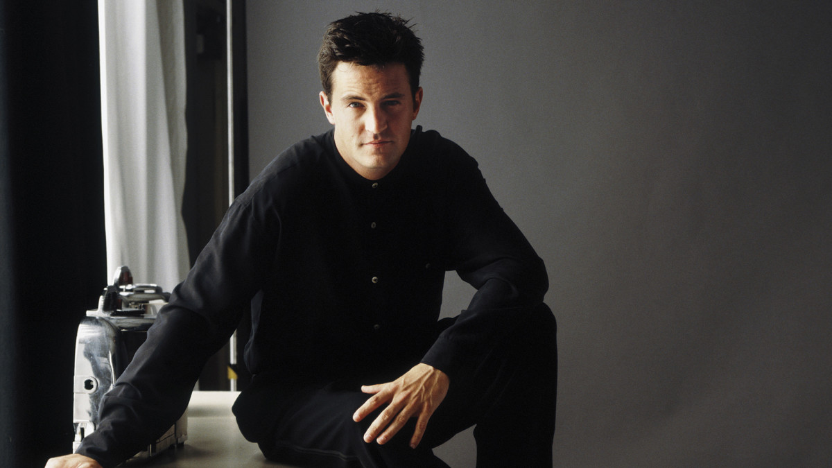 Matthew Perry's Addiction Struggle: He Doesn't Remember Three Years of 'Friends'