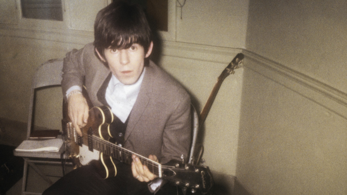 Keith Richards Wrote One of the Rolling Stone's Biggest Hits In His Sleep