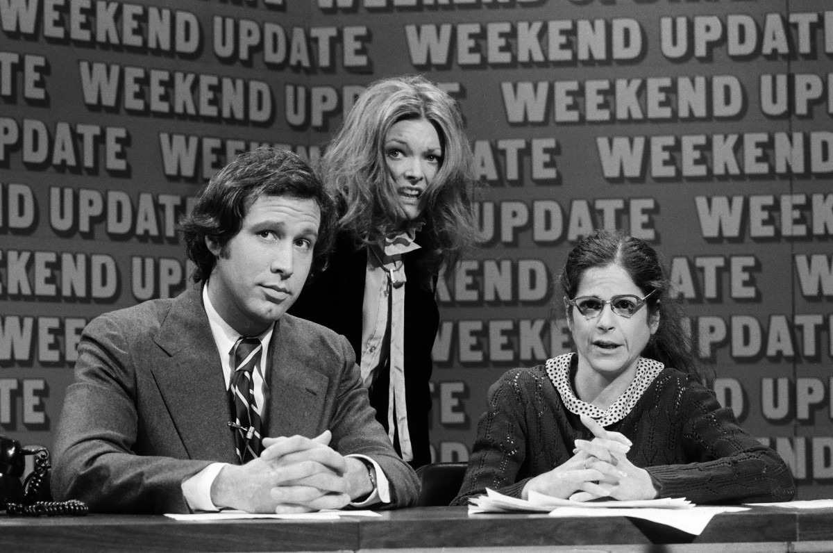 Chevy Chase Weekend Update
