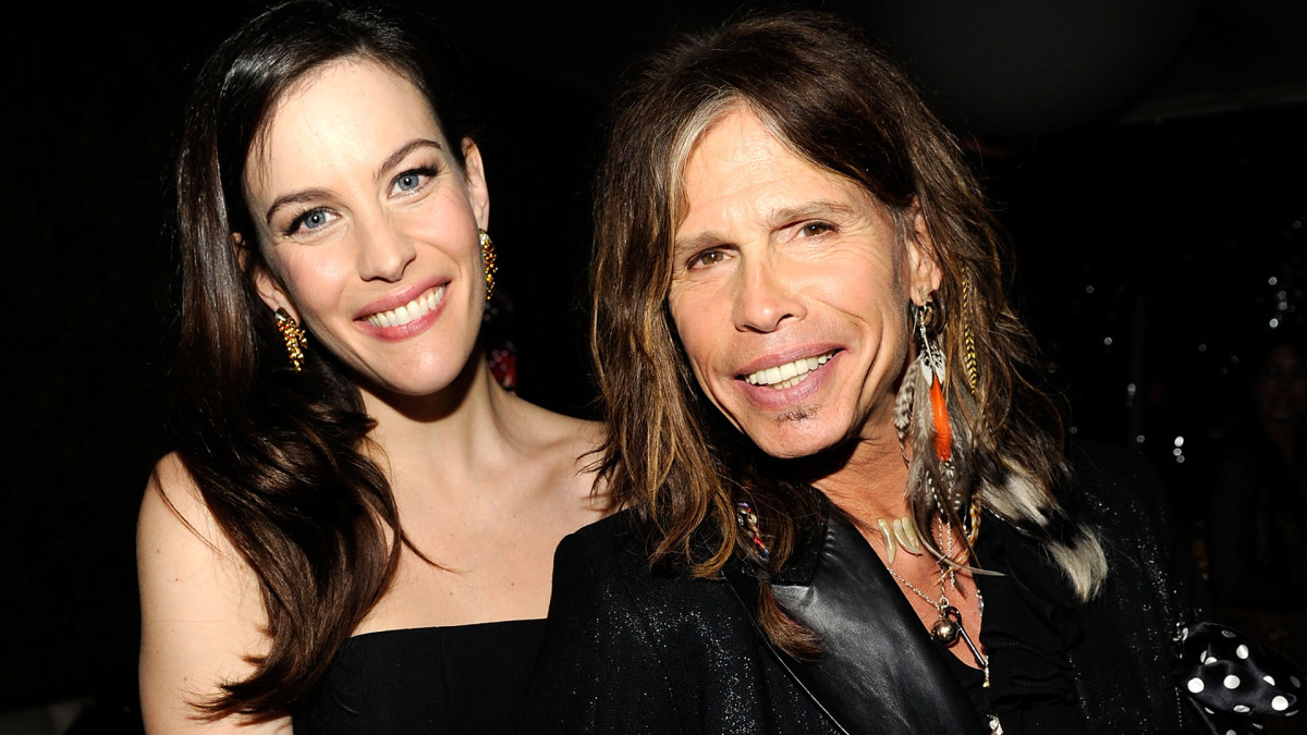 Liv Tyler Didn't Know Steven Tyler Was Her Dad Until She Was 11