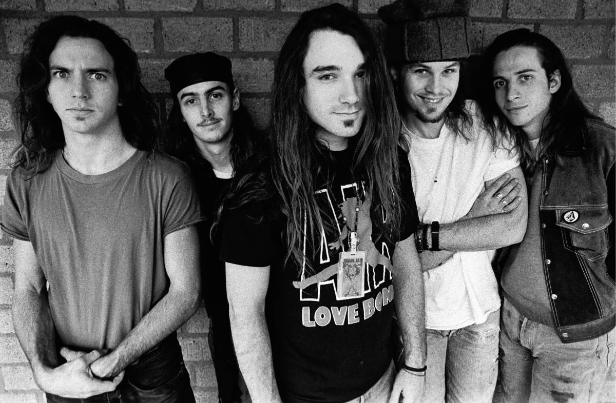 Pearl Jam  cover image