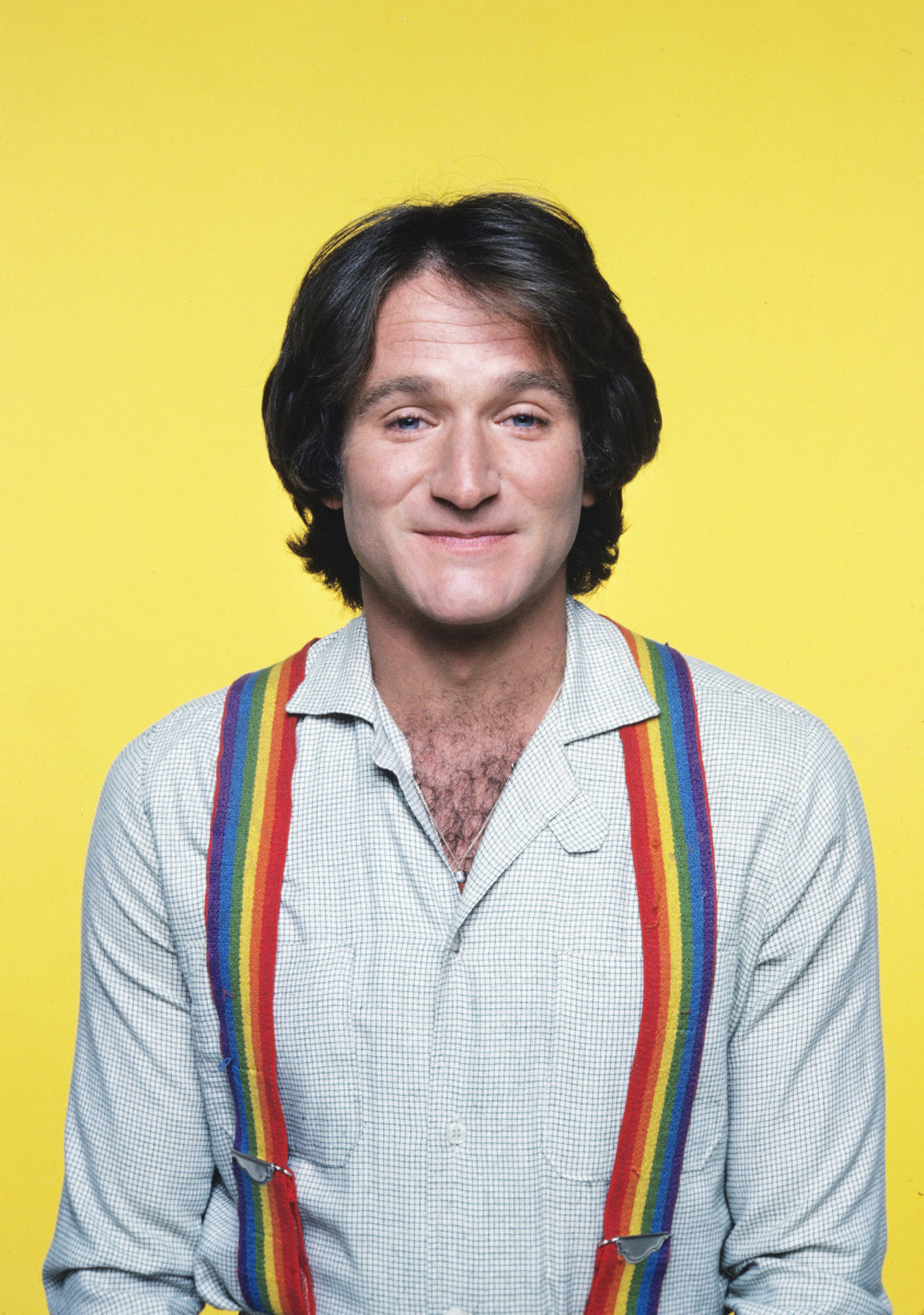 Robin Williams Mork Happy Days