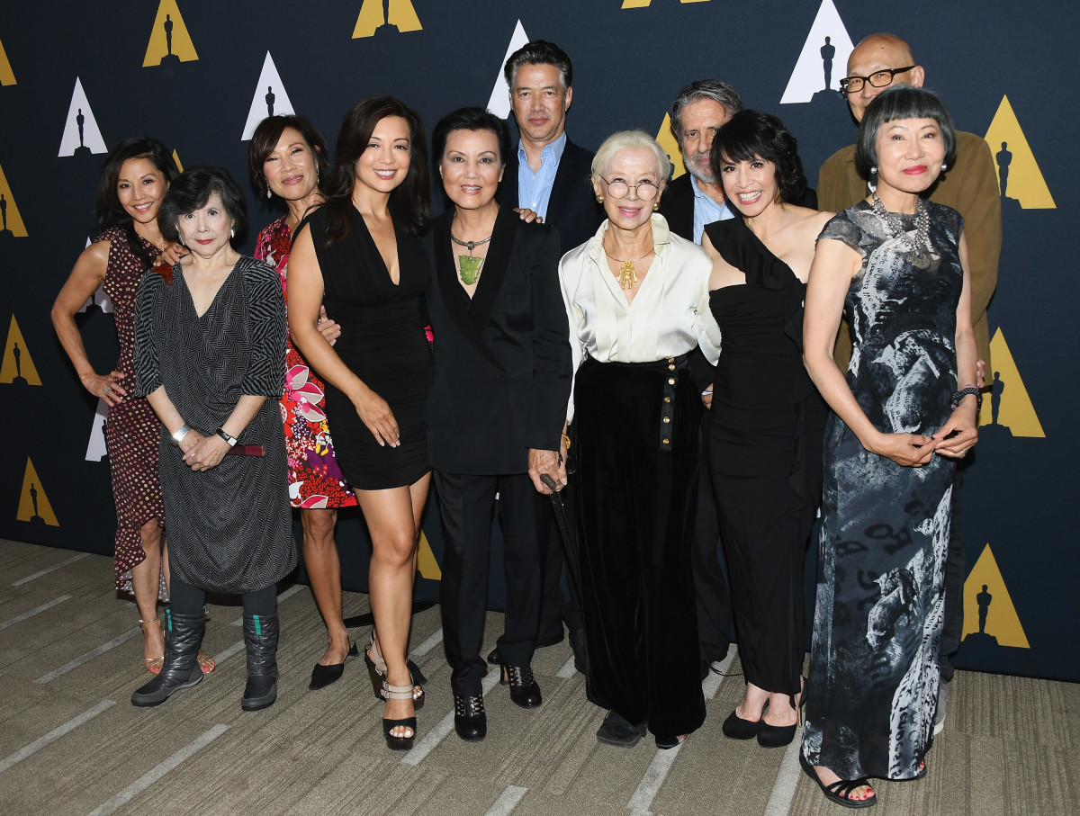 """The cast and crew of """"The Joy Luck Club"""" attend The Academy Presents """"The Joy Luck Club"""" 25th Anniversary event"""