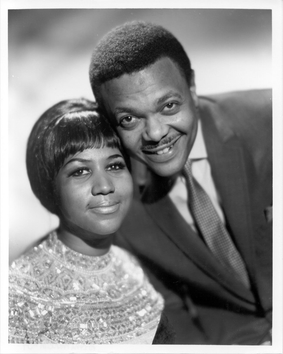 Aretha Franklin Ted White